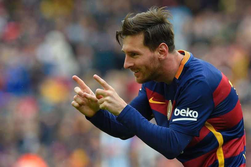 Lionel Messi - as Barcelony /AFP