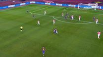 Lionel Messi brutalnie sfaulował rywala. Dostał czerwoną kartkę (ELEVEN SPORTS). WIDEO