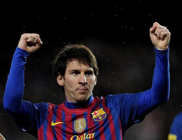 Lionel Messi, czyli futbol bez limitów. /AFP