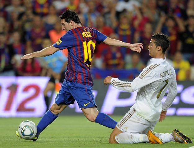Lionel Messi i Cristiano Ronaldo. /AFP