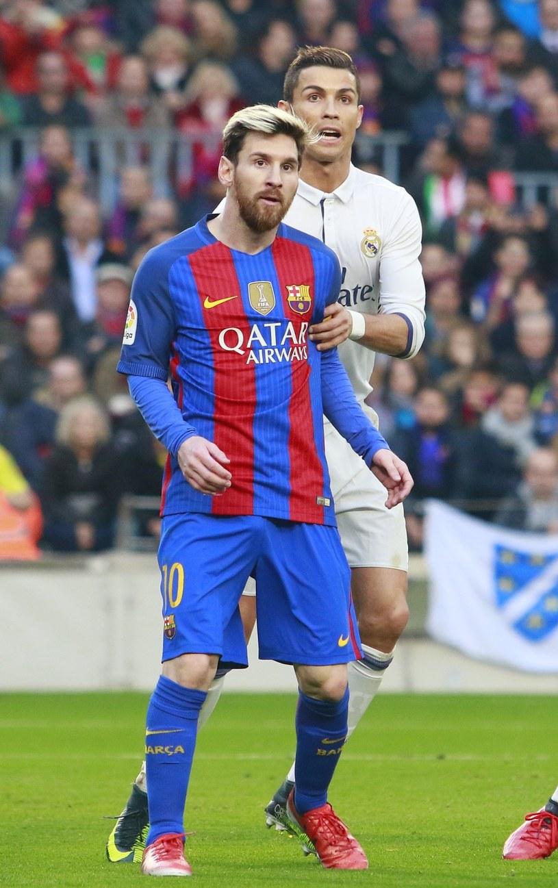 Lionel Messi i Cristiano Ronaldo /East News