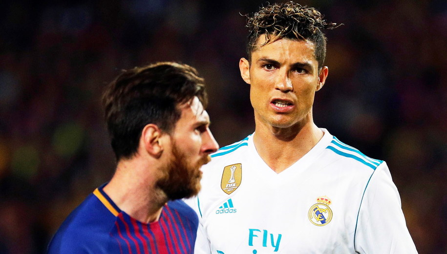 Lionel Messi i Cristiano Ronaldo /ALEJANDRO GARCIA  /PAP/EPA