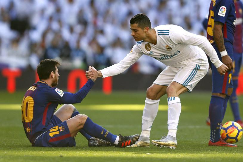 Lionel Messi i Cristiano Ronaldo /Victor Carretero/Real Madrid  /Getty Images
