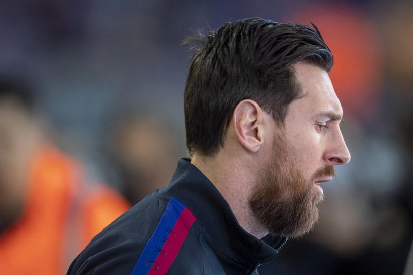 Lionel Messi jest ostatnim laureatem /Tim Clayton /Getty Images