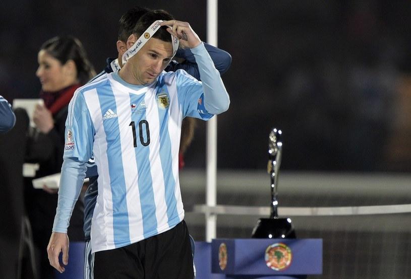 Lionel Messi ma dłuższe wakacje ze względu na udział w Copa America /AFP