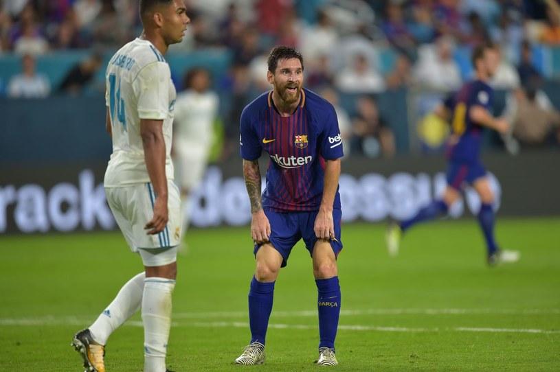 Lionel Messi ma najwyższą sumę odstępnego w ekipie Ernesto Valverde /AFP