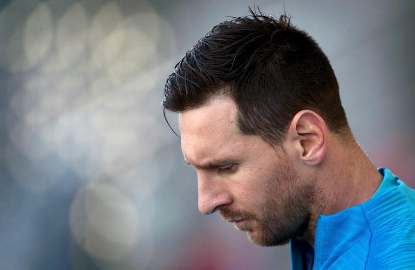 Lionel Messi może zbliżyć się do kolejnego rekordu /PAP/EPA/Enric Fontcuberta /PAP/EPA