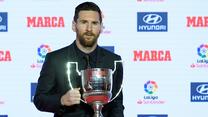 Lionel Messi nagrodzony. Wideo