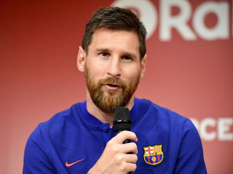 Lionel Messi opuści Barcelonę? /AFP