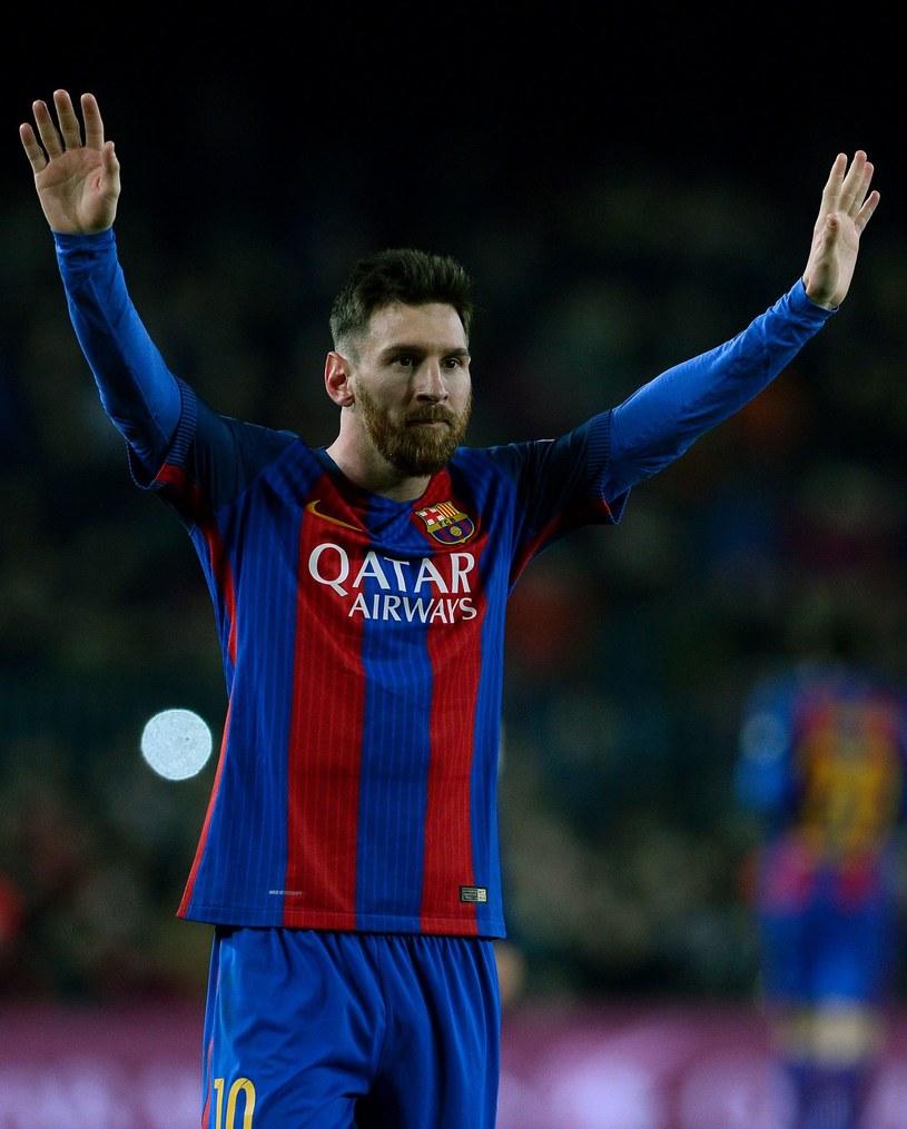 Lionel Messi w 2016 roku /AFP