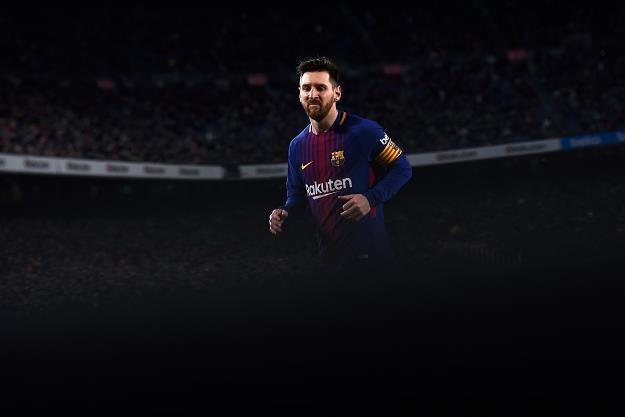 Lionel Messi wygrał w czwartek przed sądem Unii Europejskiej walkę o znak towarowy /AFP