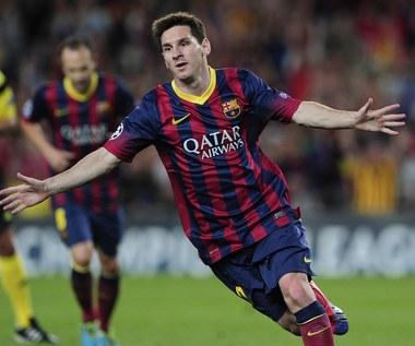 Lionel Messi za drogi dla PSG