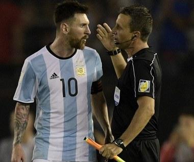 Lionel Messi zawieszony na cztery mecze w reprezentacji Argentyny