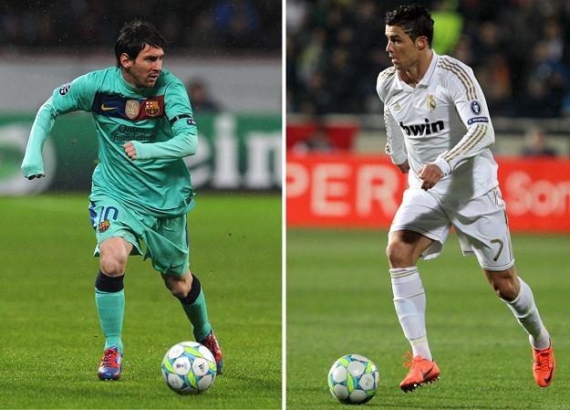 Lionel Messi znowu zmierzy się z Cristiano Ronaldo. /AFP
