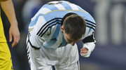 Lionel Messi zwymiotował na murawę!