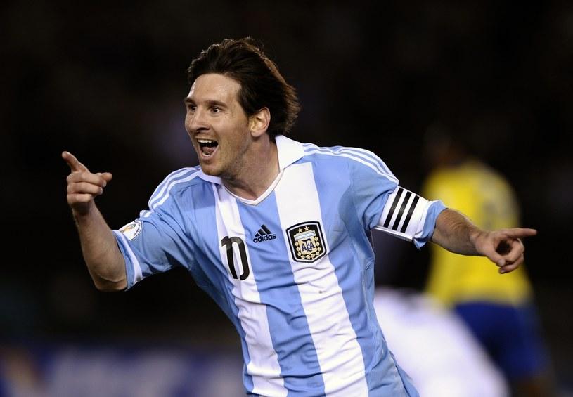 Lionel Messi /- /AFP