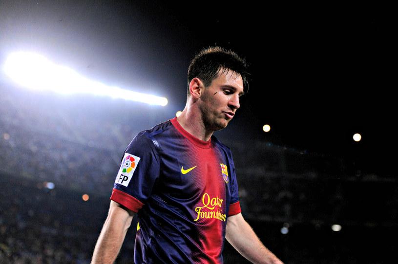 Lionel Messi /Getty Images/Flash Press Media