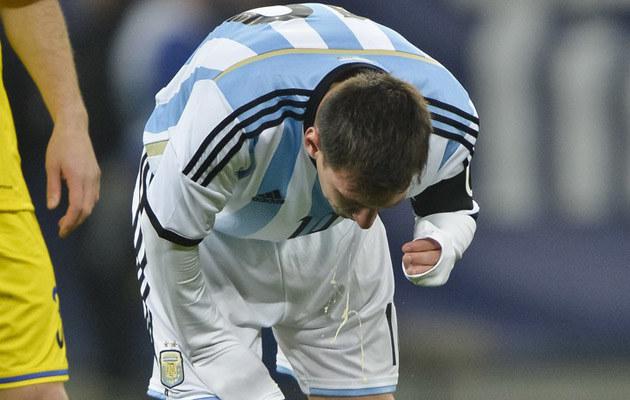 Lionel Messi /DANIEL MIHAILESCU /East News