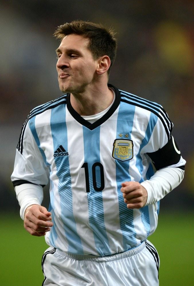 Lionel Messi /Andrew Matthews /East News