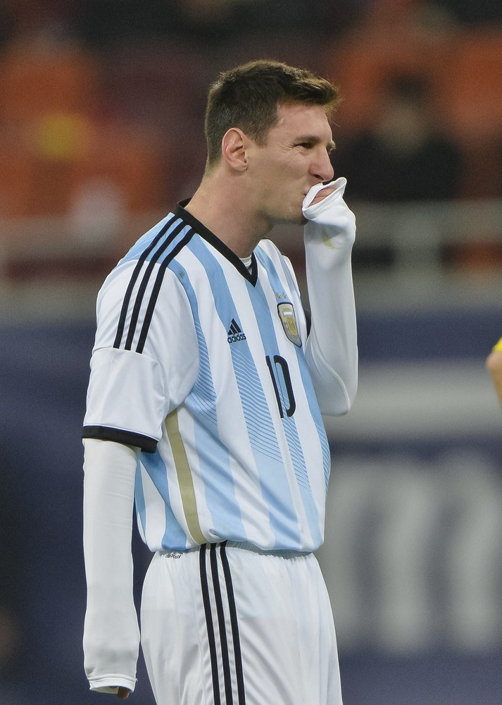 Lionel Messi /AP /East News