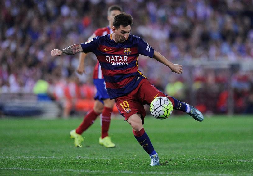 Lionel Messi /Denis Doyle /Getty Images