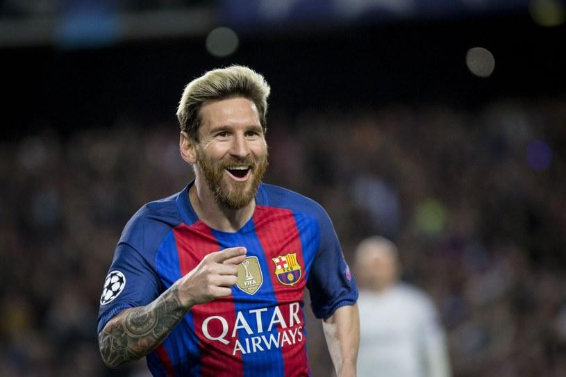 Lionel Messi /Albert Llop/Anadolu Agency /Getty Images