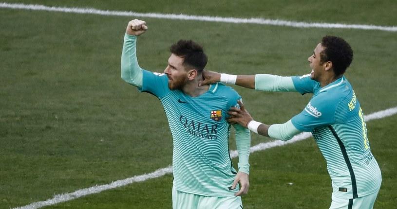 Lionel Messi /PAP/EPA/EMILIO NARANJO /PAP/EPA