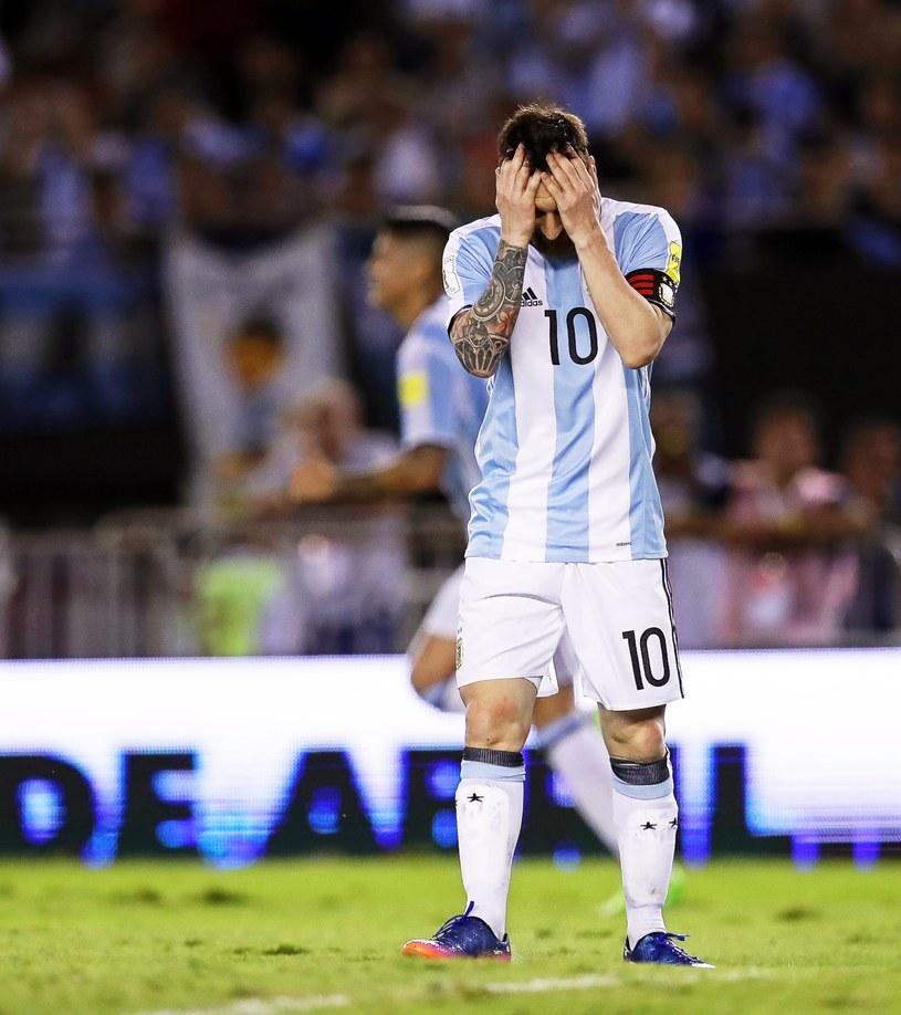 Lionel Messi /DAVID FERNANDEZ (PAP/EPA) /PAP