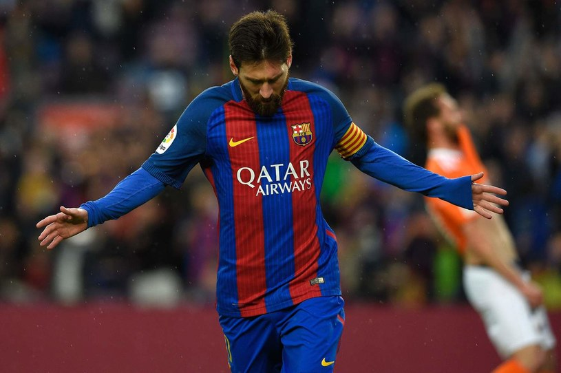 Lionel Messi /LLUIS GENE /AFP