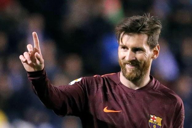 Lionel Messi /LAVANDEIRA JR /PAP/EPA
