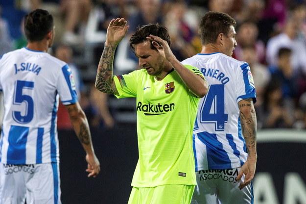 Lionel Messi /Rodrigo Jimenez /PAP/EPA