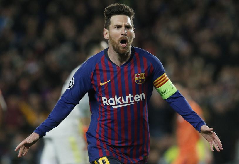 Lionel Messi /AFP