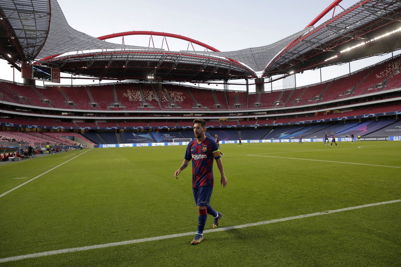 Lionel Messi /Getty Images