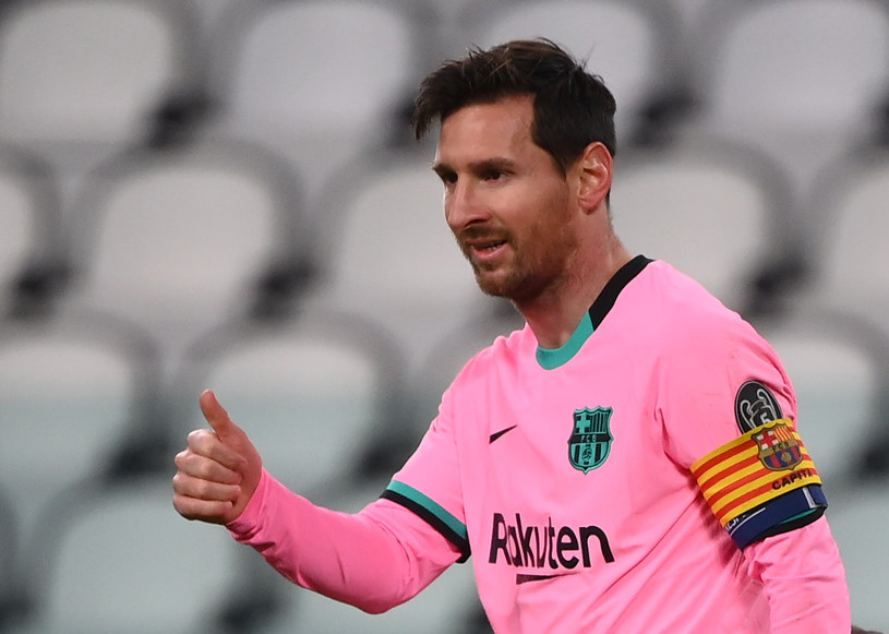 Lionel Messi /MARCO BERTORELLO /AFP