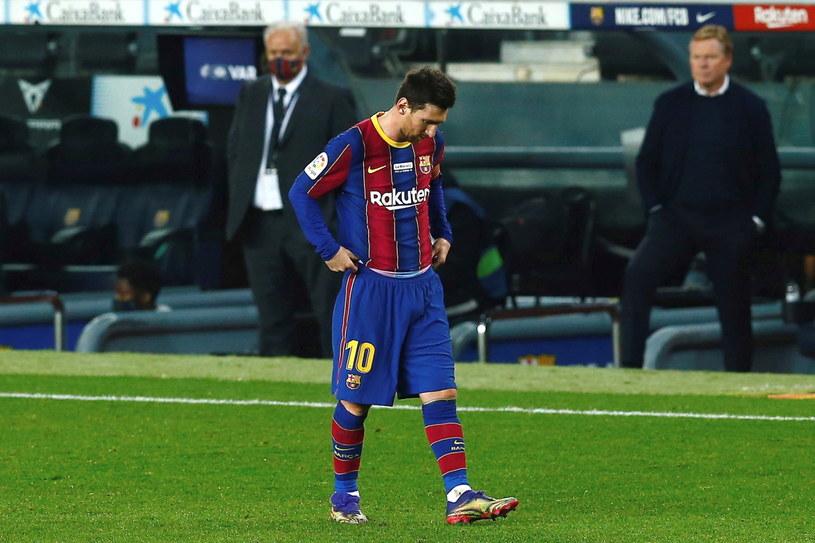 Lionel Messi /PAP/EPA