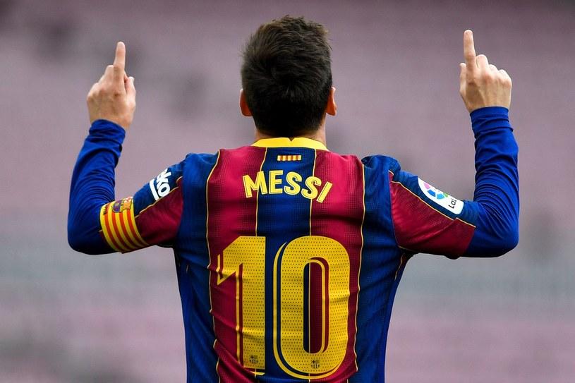 Lionel Messi /AFP/AFP PAU BARRENA/ /AFP