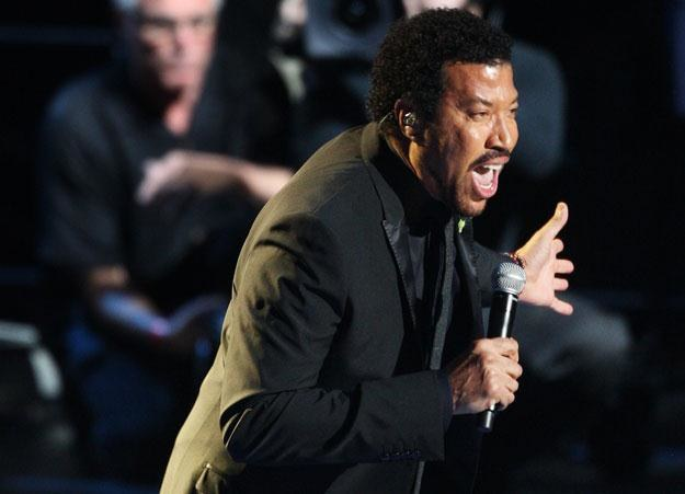 Lionel Richie krzyczy na samą myśl o pytonie fot. Pool /Getty Images/Flash Press Media