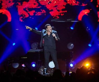 Lionel Richie w Ergo Arenie Gdańsk/Sopot (21 lipca 2016 r.)