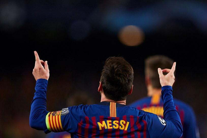 Lionelowi Messiemu brakuje hat-tricka, by osiągnąć granicę 600 goli w barwach tego klubu /AFP