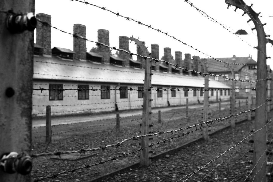 Lipschis w czasie wojny był strażnikiem w Auschwitz-Birkenau /Tesinsky David    /PAP