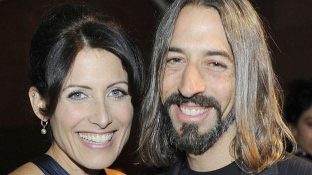 Lisa Edelstein i Robert Russell /Frazer Harrison /Getty Images