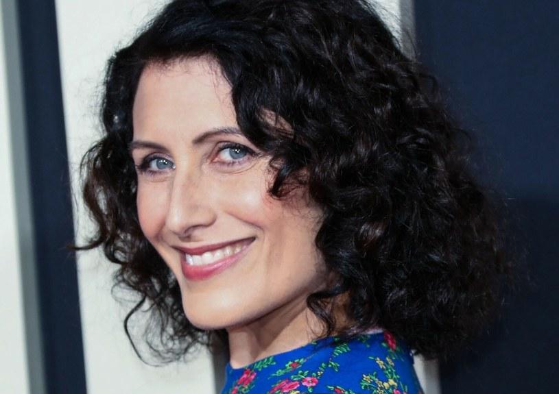 Lisa Edelstein pomimo upływu lat, wciąż zachwyca promiennym uśmiechem /ImagePressAgency/face to face /East News