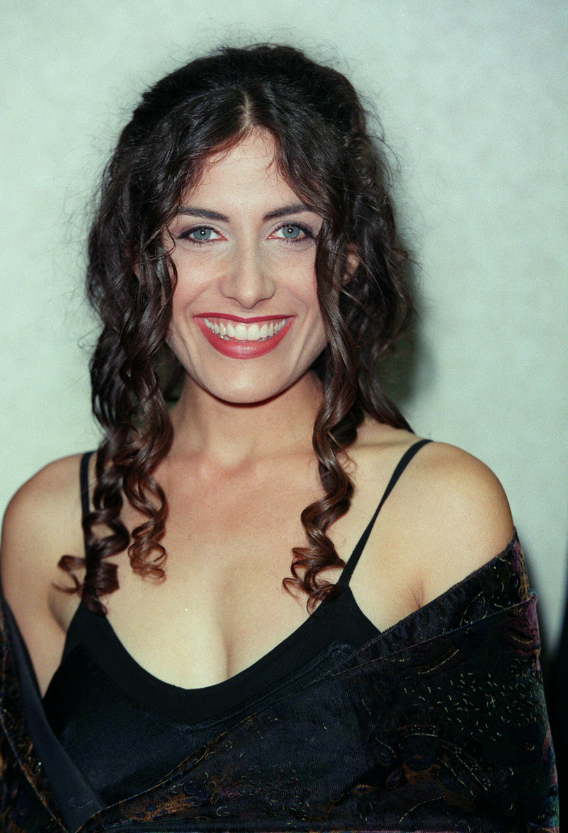 Lisa Eldelstein na zdjęciu w 1997 roku /AF Archive/Graham Whitby Boot/Mary Evans Picture Library /East News