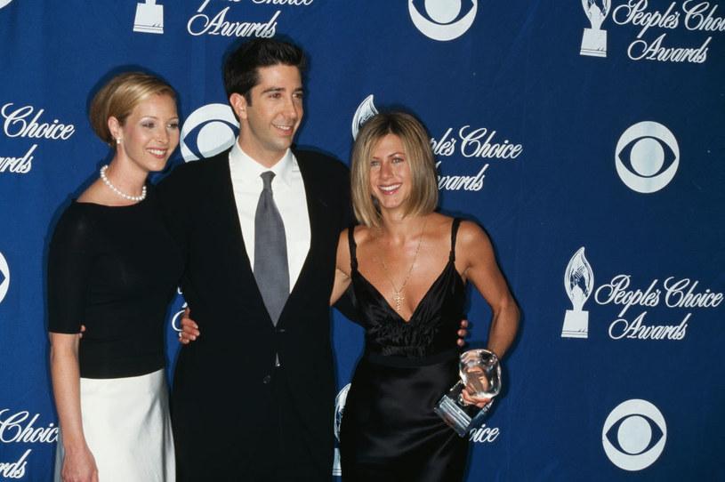 Lisa Kudrow, David Schwimmer, Jennifer Aniston /Vinnie Zuffante/Michael Ochs Archives/Getty Images /Getty Images