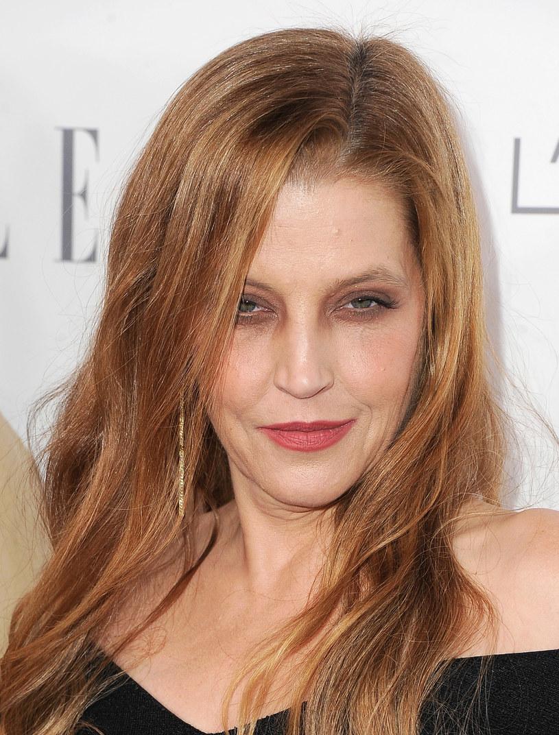 Lisa Marie Presley kilka miesięcy temu na jednej z imprez /Jon Kopaloff /Getty Images