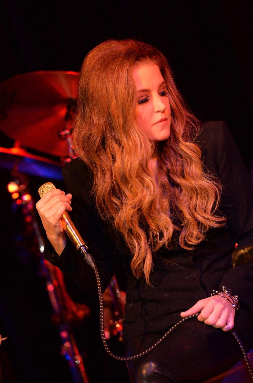 Lisa Marie Presley ma za sobą już trzy rozwody /Rick Diamond /Getty Images