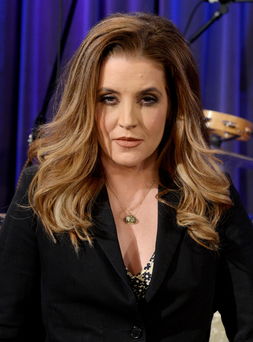 Lisa Marie Presley /Kevin Winter /Getty Images
