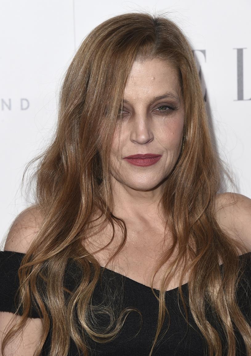 Lisa Marie Presley /Jordan Strauss/Invision/AP/Fotolink /East News
