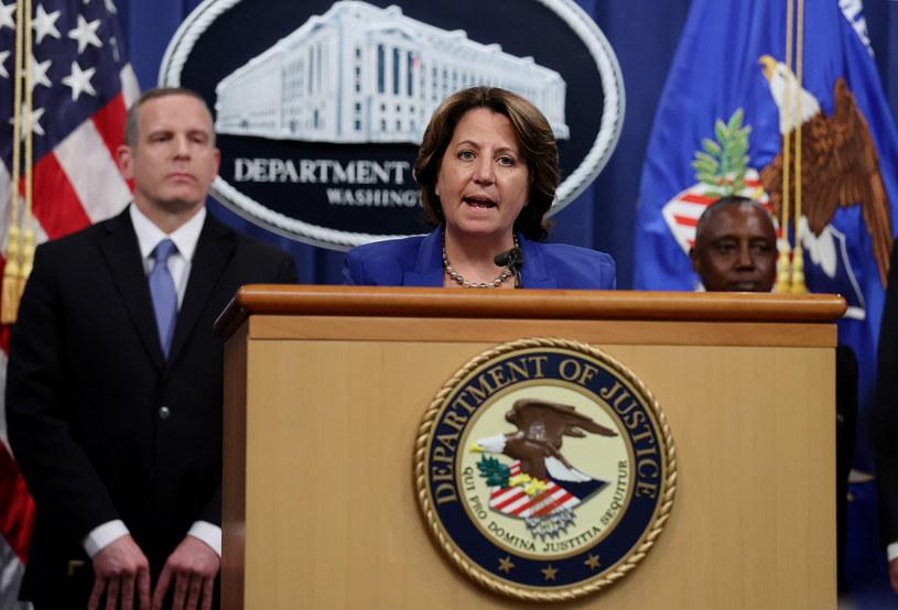 Lisa Monaco /JONATHAN ERNST / POOL /PAP/EPA