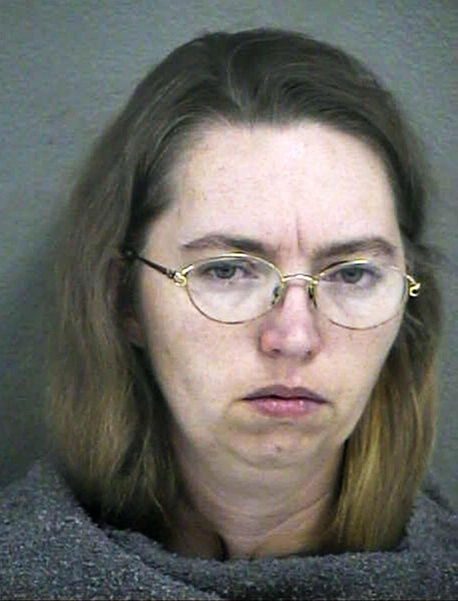 Lisa Montgomery na zjęciu z 2004 roku /WYANDOTTE COUNTY SHERIFF'S DEPAR  /PAP/EPA